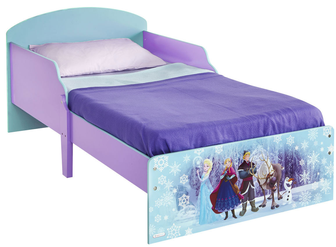 worlds apart frozen juniorbett ohne matratze junior betten mit motiven. Black Bedroom Furniture Sets. Home Design Ideas