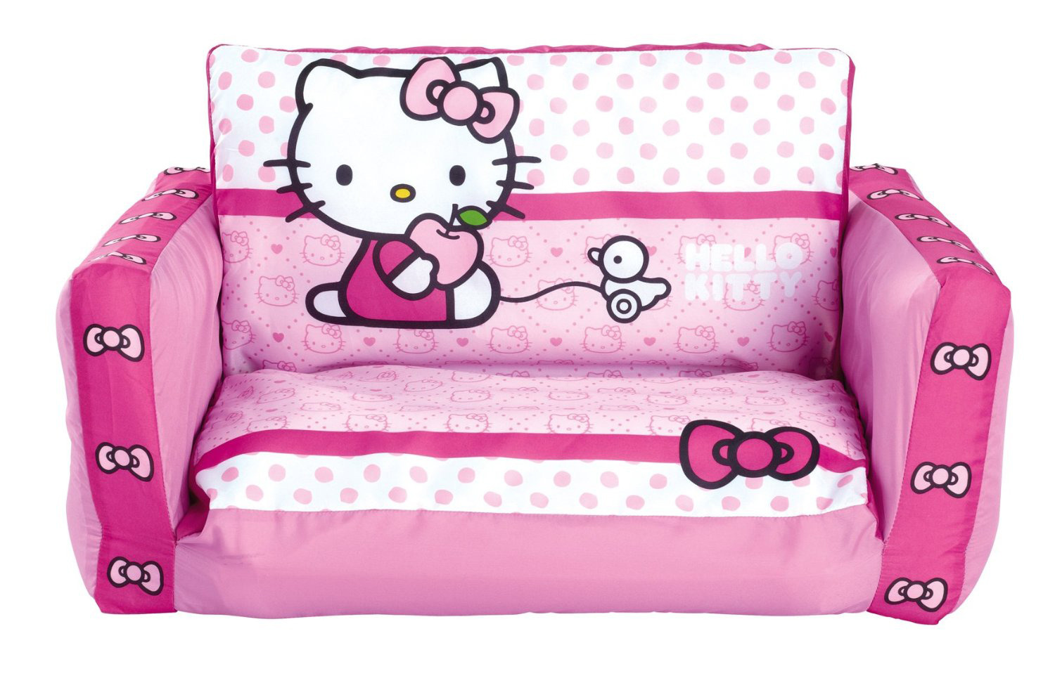 hello kitty flip schlafsofa sofas. Black Bedroom Furniture Sets. Home Design Ideas