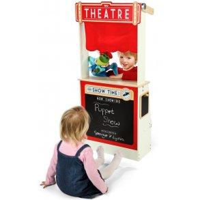 Marionettentheater und Verkleidung