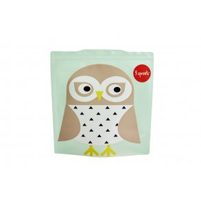 98abf7465c4 3 Sprouts Sandwichpose 2stk., Owl