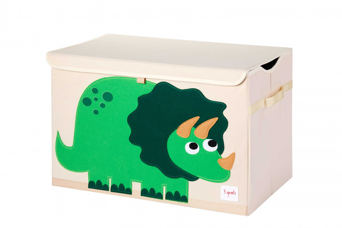 Picture of: 3 Sprouts Opbevaringskasse Med Lag Dinosaur 3 Sprouts Onlinekids Dk