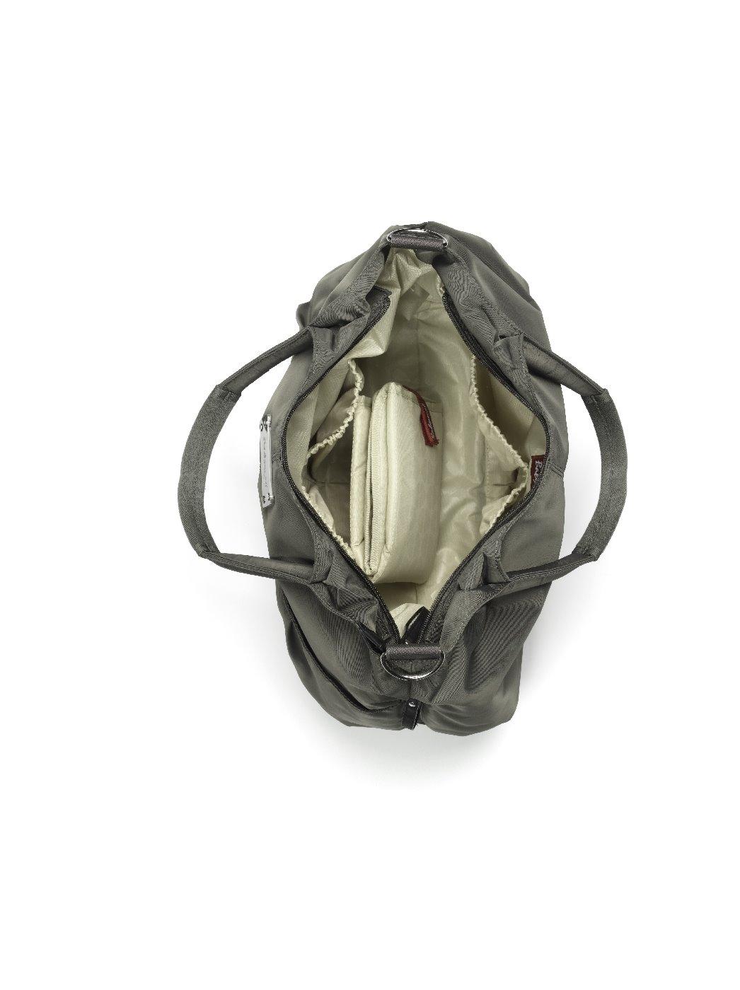 babymel zahra wickeltasche grau wickeltaschen. Black Bedroom Furniture Sets. Home Design Ideas