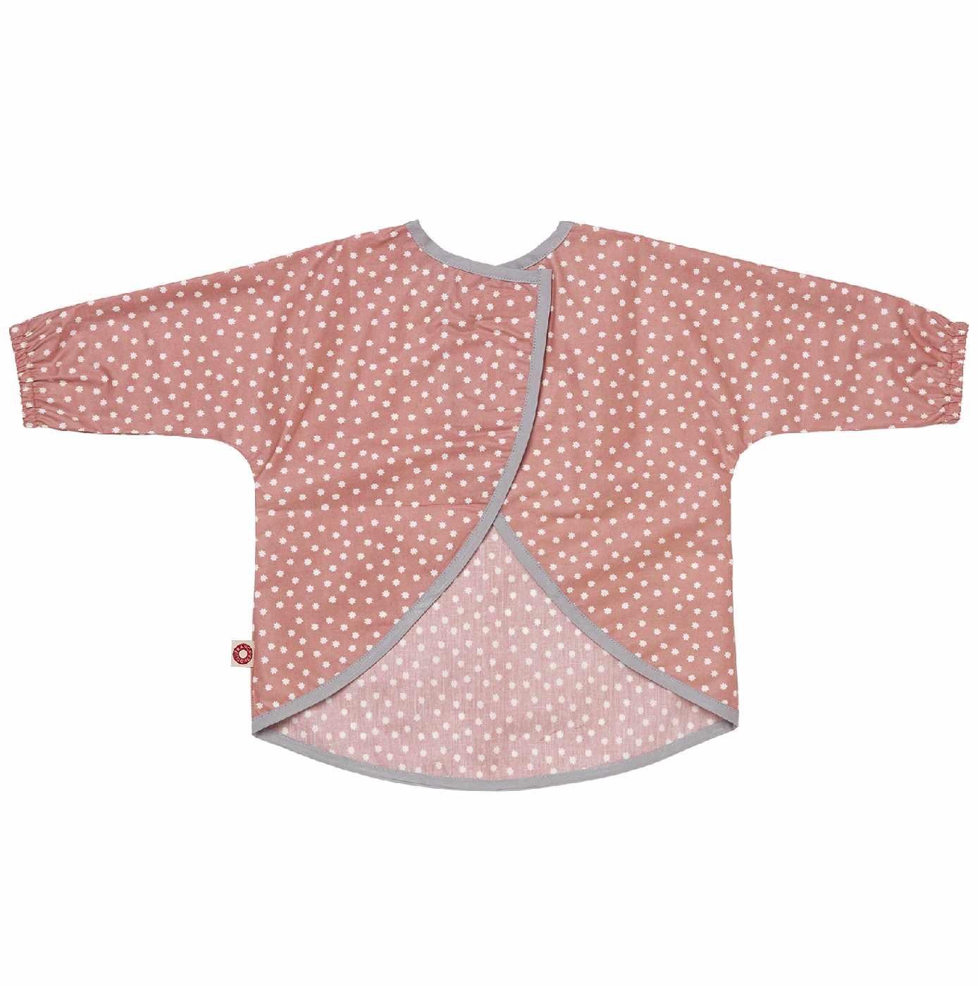 franck fischer sch rze mit langen rmeln f r kinder von 2 5 jahren blumenmuster pink. Black Bedroom Furniture Sets. Home Design Ideas