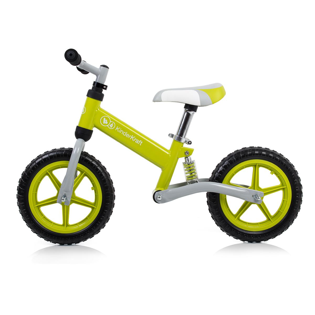 kinderkraft evo runner bike laufrad gr n kinderroller. Black Bedroom Furniture Sets. Home Design Ideas