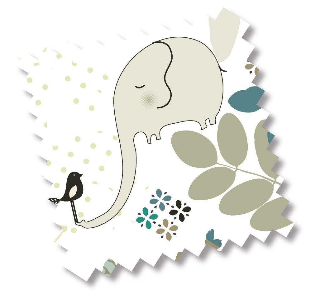 millemarille faltmatratze 60x120x4 5cm elegant elephants faltmatratzen. Black Bedroom Furniture Sets. Home Design Ideas