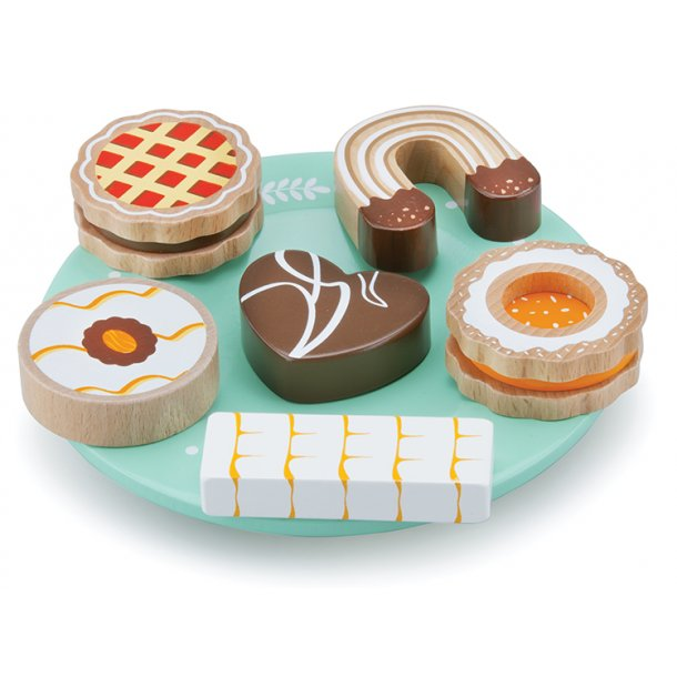 Fantastisch New Classic Toys Kekse Und Kuchen, Holz