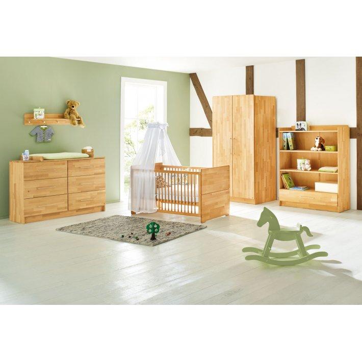 Pinolino Kinderzimmer Extra Breit 3 Teilig Natura