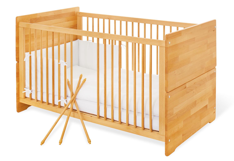pinolino kombi bett natura kombi betten baby junior. Black Bedroom Furniture Sets. Home Design Ideas