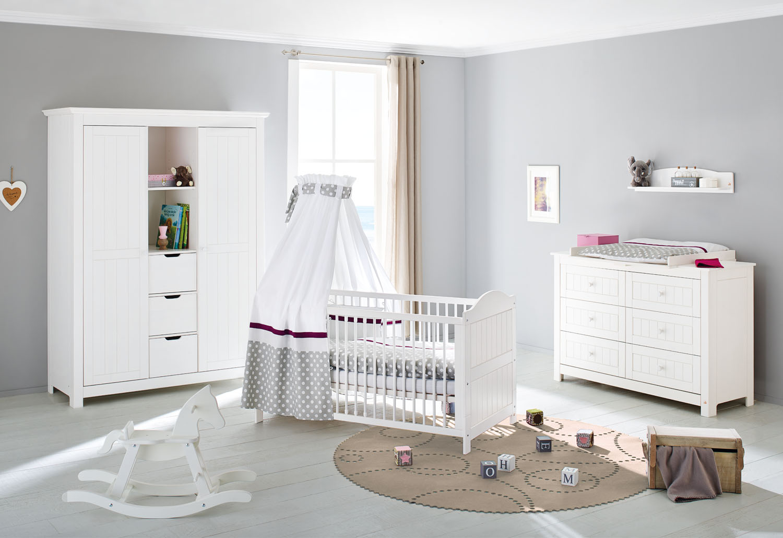 pinolino gro er kleiderschrank nina schr nke. Black Bedroom Furniture Sets. Home Design Ideas