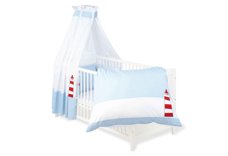 pinolino textil zubeh r f r babybetten 4 teile schiff. Black Bedroom Furniture Sets. Home Design Ideas