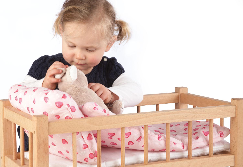 Etagenbett Pinolino : Pinolino etagenbett katinka lackiertes buchenholz puppenzubehör
