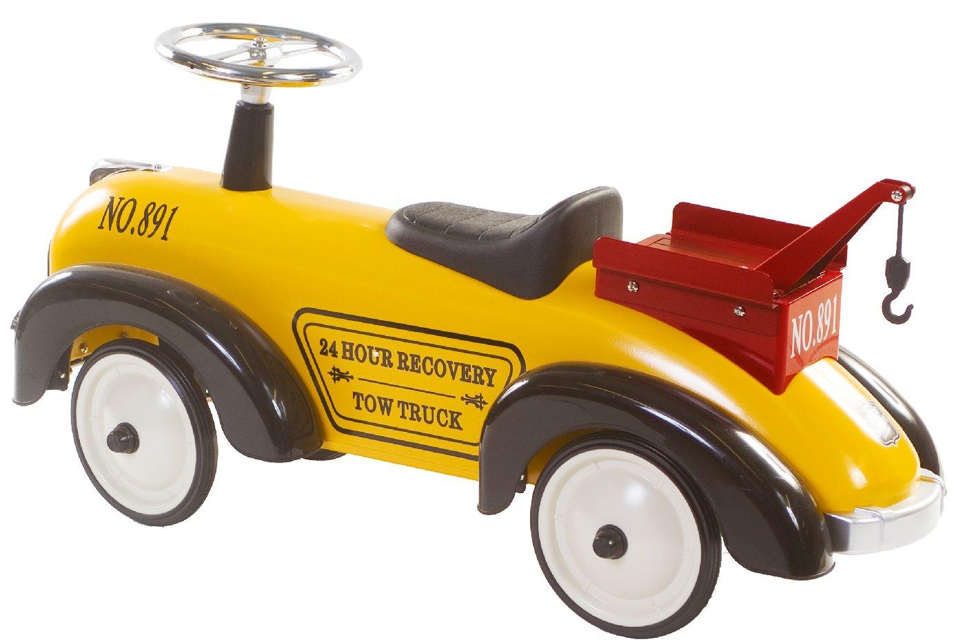 retro roller gehauto speedster tommy gelb lauf fahrzeuge. Black Bedroom Furniture Sets. Home Design Ideas
