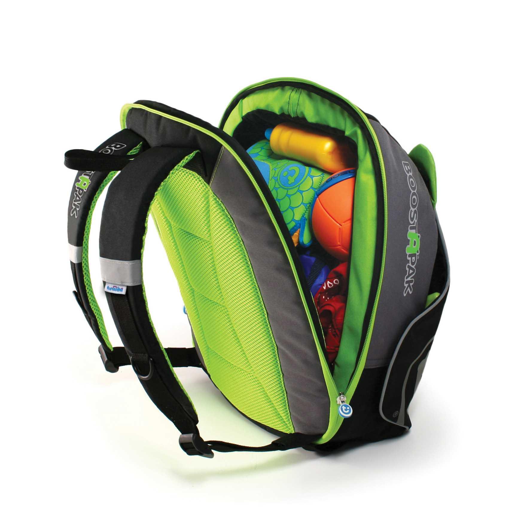 trunki boostapak rucksack und kindersitz 2 in 1 15 36 kg. Black Bedroom Furniture Sets. Home Design Ideas