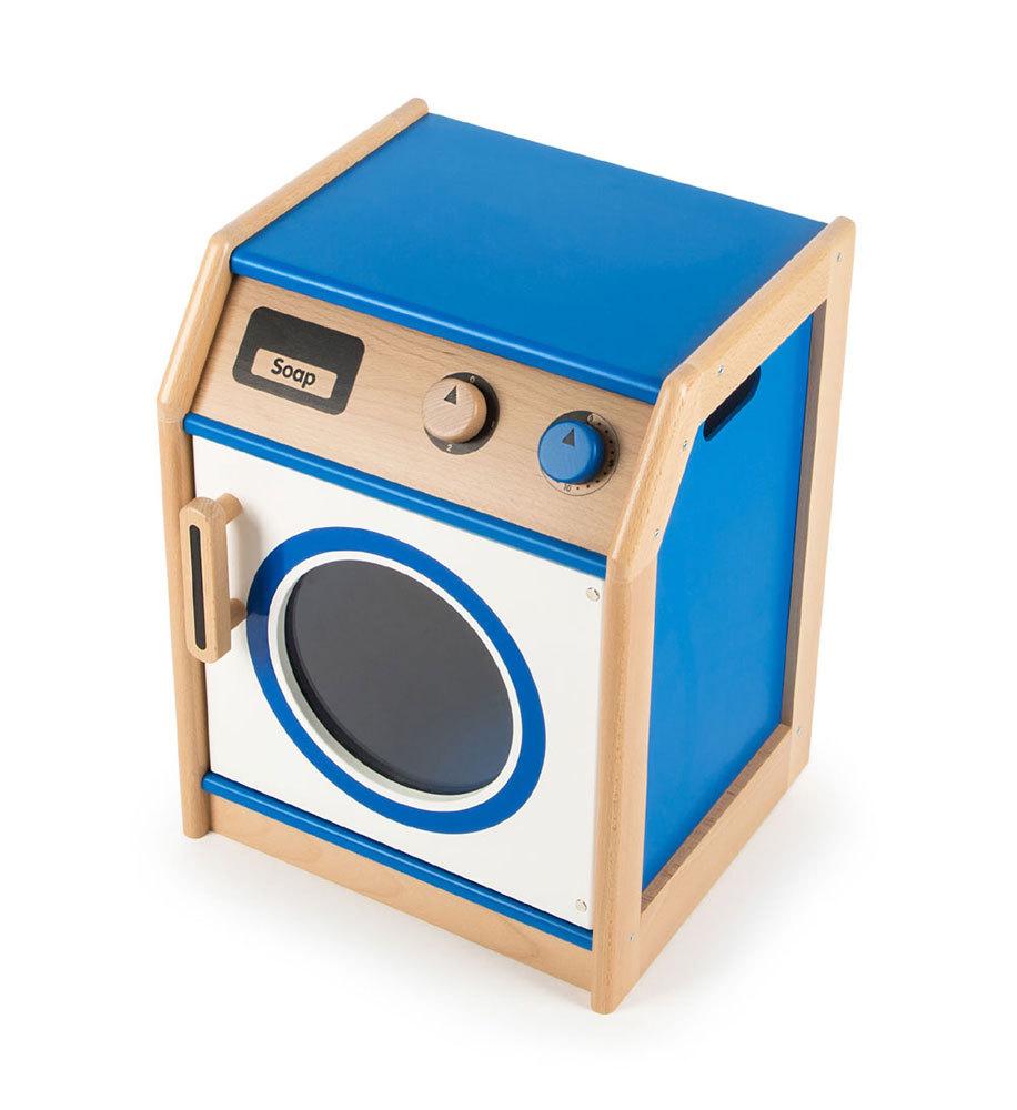 tidlo waschmaschine aus holz spielk chen. Black Bedroom Furniture Sets. Home Design Ideas