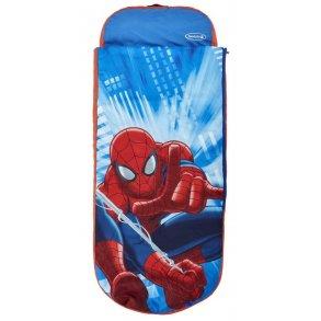a9189c7d044 Worlds Apart ReadyBed Spiderman Luftmadrass med sovsäck