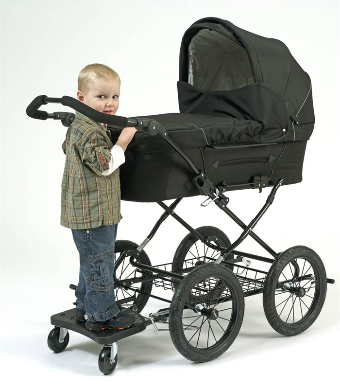 Trille Bruder Light Trittbrett für Trille Hippa Light und Trille Dream Light Kinderwagen ...