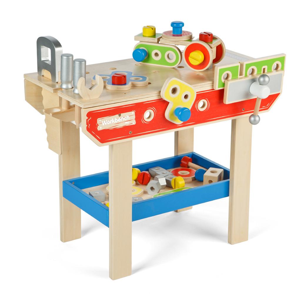 Tidlo Werkbank Holz Kinder Werkzeuge Onlinekids De