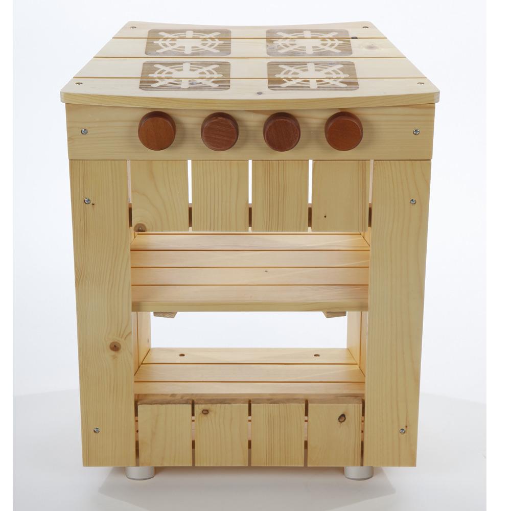 tidlo ofen f r drau en holz spielhaus. Black Bedroom Furniture Sets. Home Design Ideas